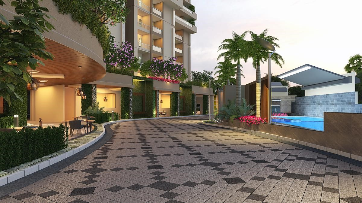 3 BHK Luxury apartments in Varthur