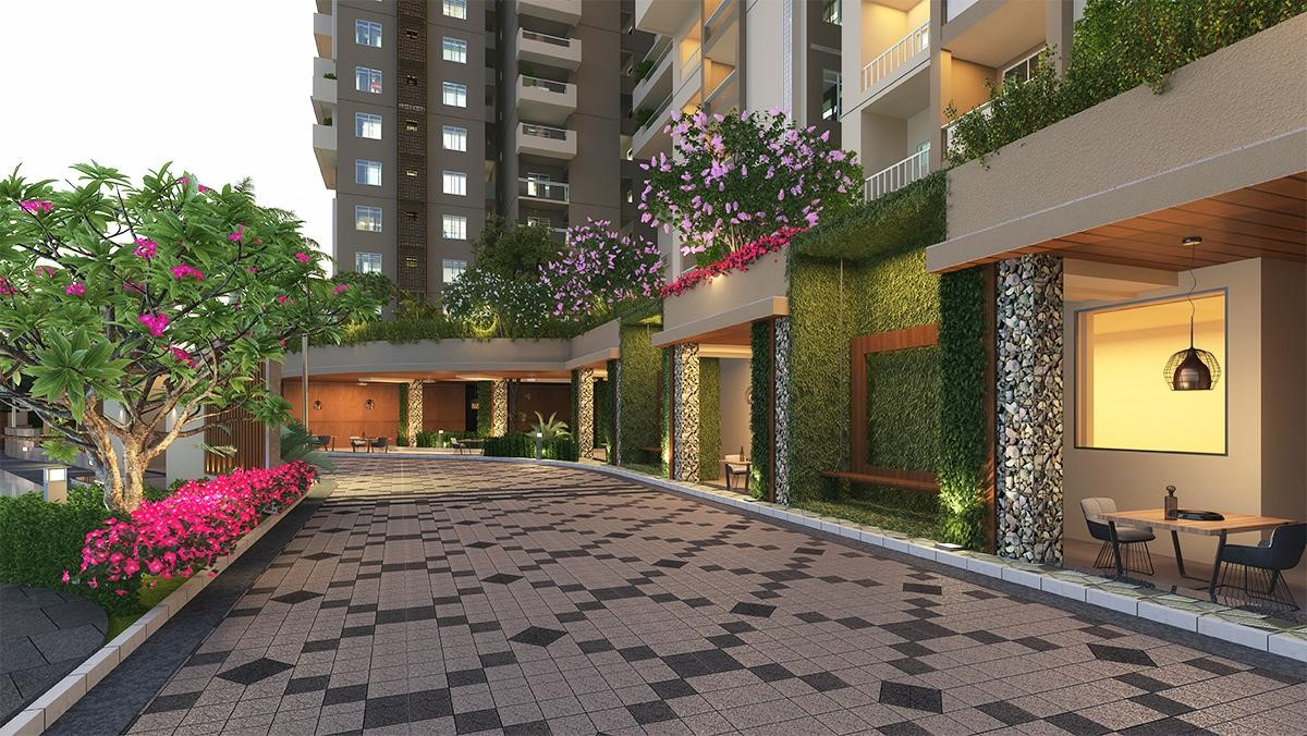 2 BHK and 3 BHK eco-friendly apartments in varthur Bangalore
