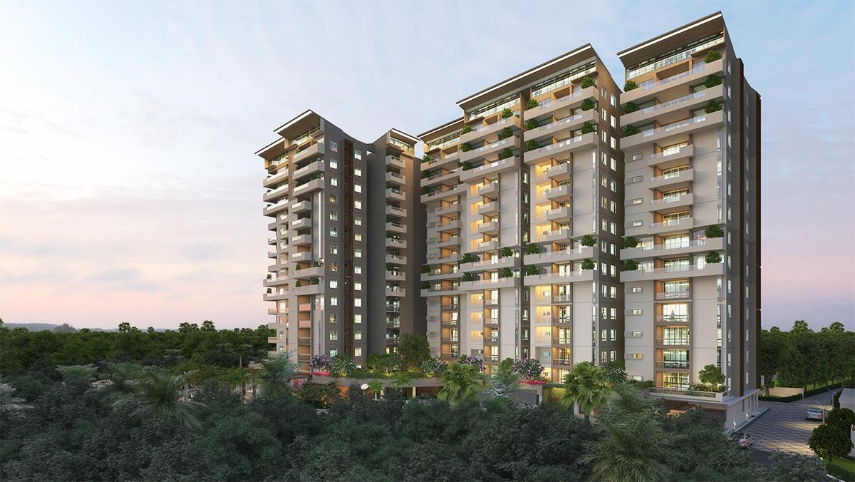 3 BHK apartments in Varthur
